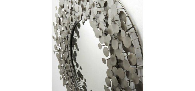 Настенное зеркало Julia Grup Wenda  круглой формы