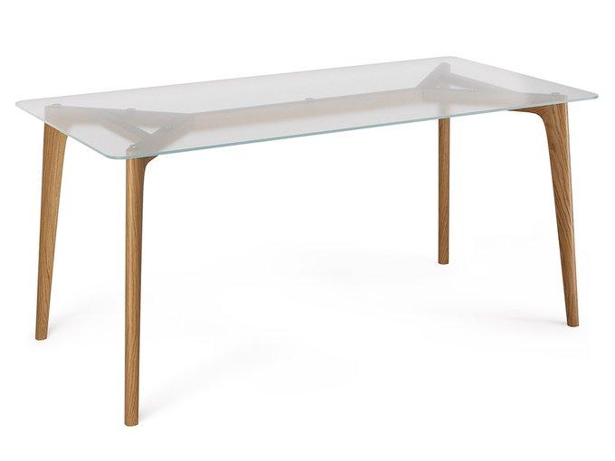 Обеденный стол FLOYD из массива дуба