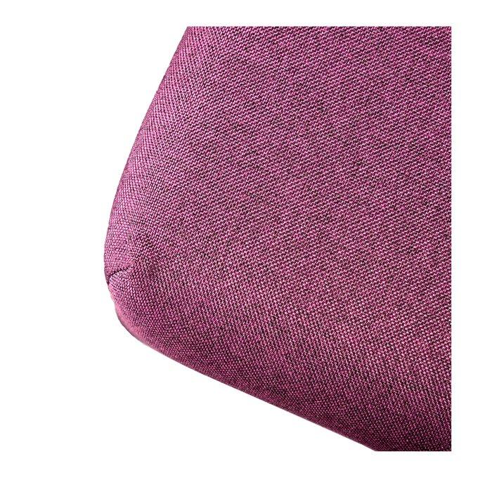 Стул с мягкой обивкой Grace лилового цвета