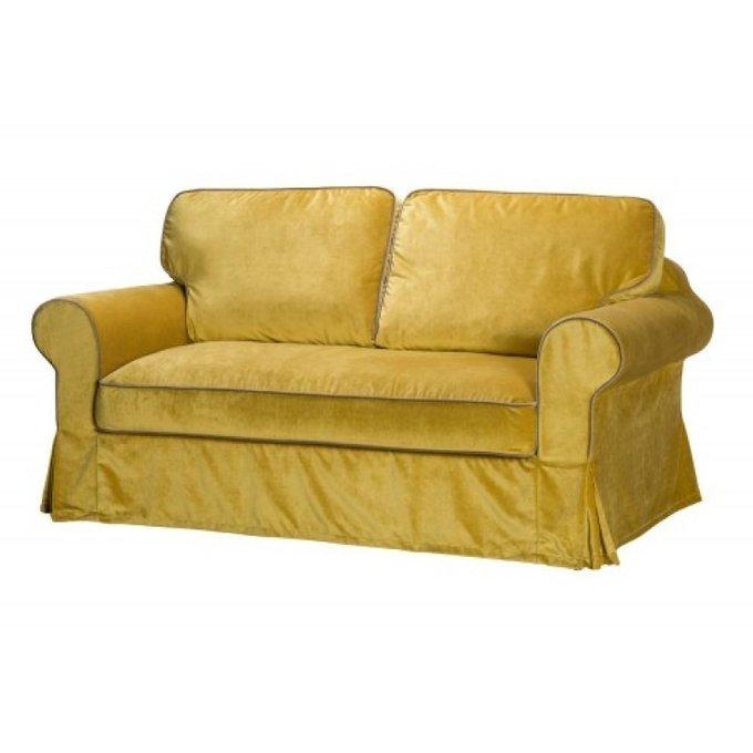 Диван Прованс желтого цвета