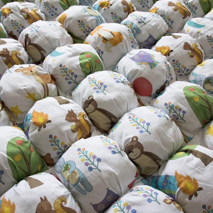Игровой коврик Бомбон Forest Party