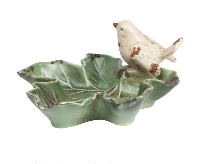 Декоративное блюдце для мелочей Leaf