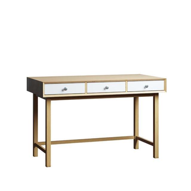 Письменный стол Lira large 160х80 с тремя ящиками