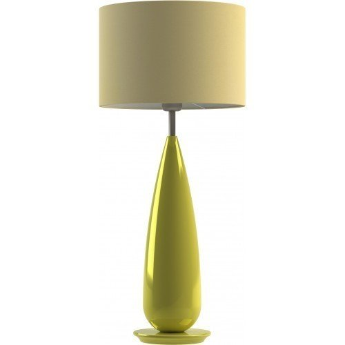 Настольная лампа Dorado желтая