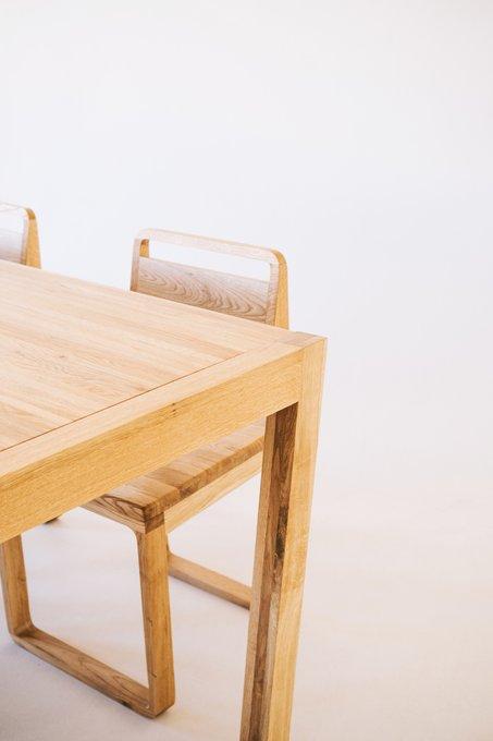Стол обеденный Espas ЭЙФЕЛЬ из массива ду