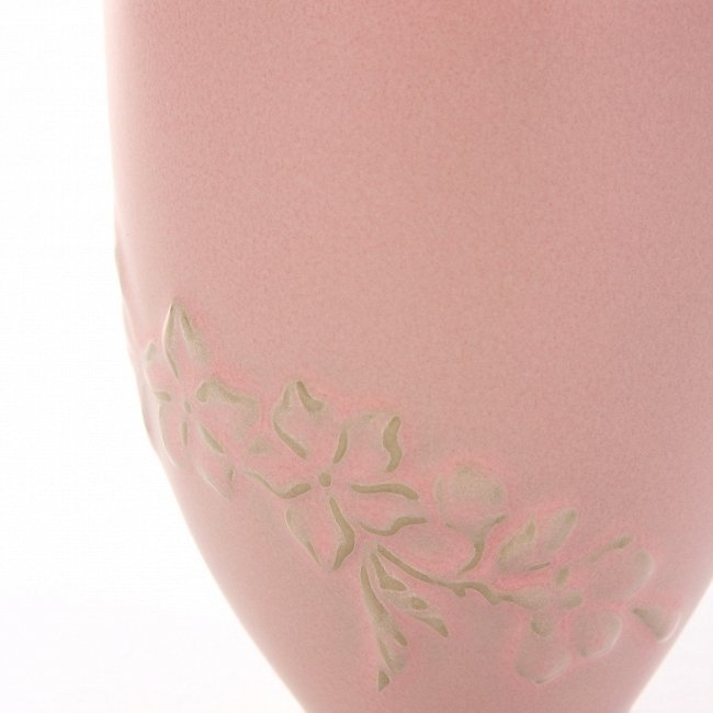 Кружка Emperor's Bird розового цвета