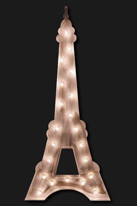 Напольный светильник Эйфелева Башня