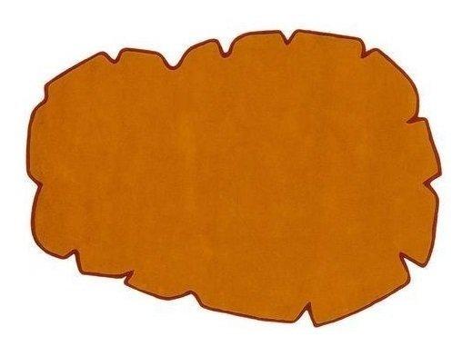Ковер NOW CARPETS Francesc Rife Cloud 150х200 оранжевый