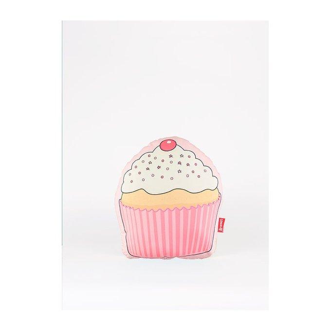 Подушка Cherry Cupcake