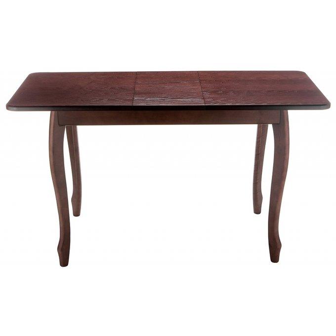 Раскладной стол Амато цвета орех