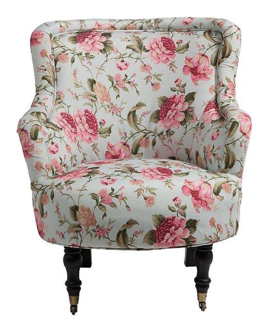 Кресло Seluche с подлокотниками и округлым сиденьем