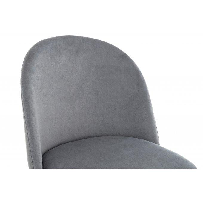 Обеденный стул Vels серого цвета