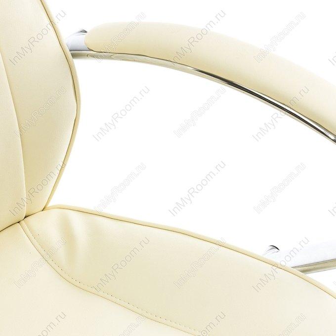 Компьютерное кресло Granada кремового цвета