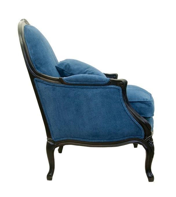 Кресло классическое Aldo blue