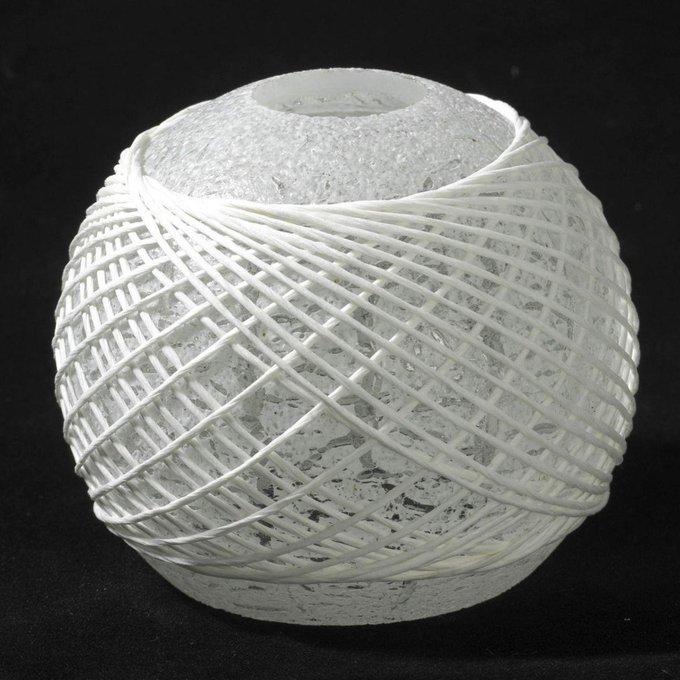Потолочная люстра Lgo с белыми плафонами