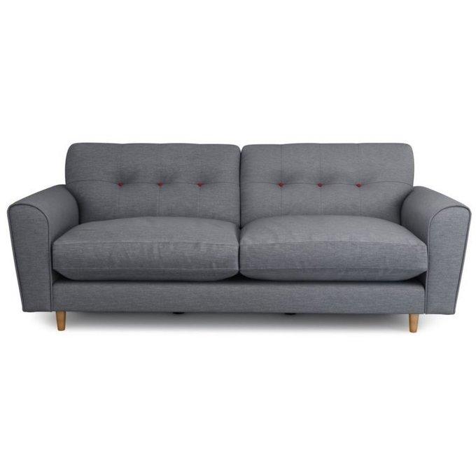Трехместный раскладной диван Arden SFR  серый