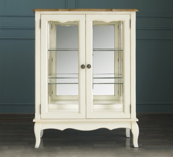 Шкаф Leontina для посуды в стиле Прованс