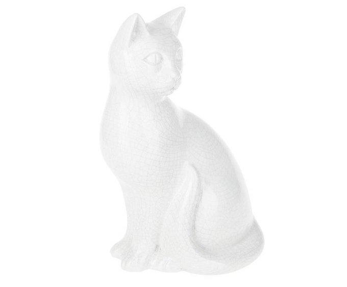 Предмет декора кошка
