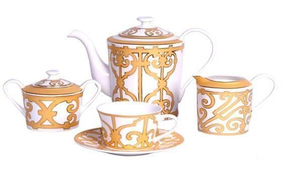 Чайный сервиз Marbella на 4 персоны