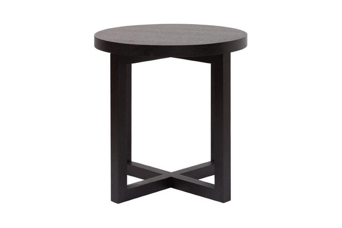 Кофейный столик Eastridge Black ИЗ ДЕРЕВА