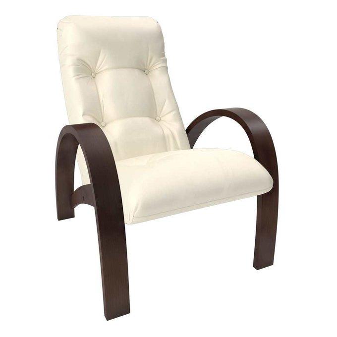 Кресло для отдыха Модель S7 с обивкой Dundi_112
