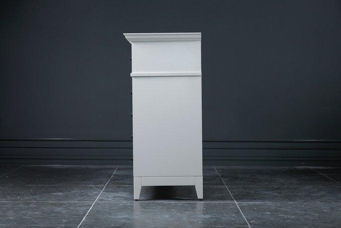 Комод с ящиками в белом цвете