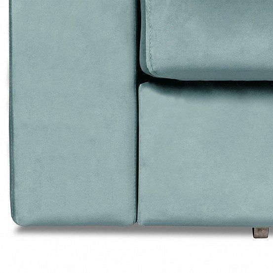 Кресло-кровать Мэдисон Лувр голубого цвета