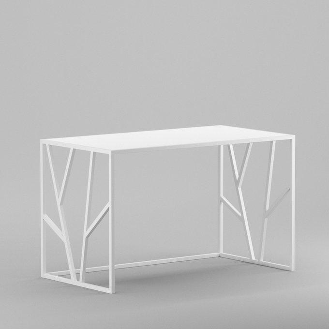 Рабочий стол Oxford white белый дуб