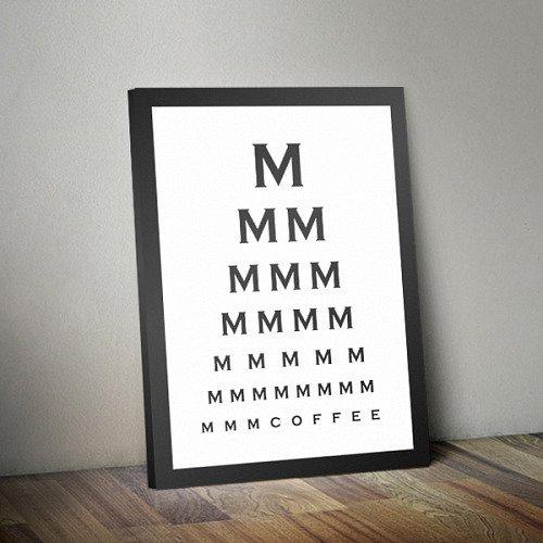 "ПОСТЕР ""МММ COFFEE"""
