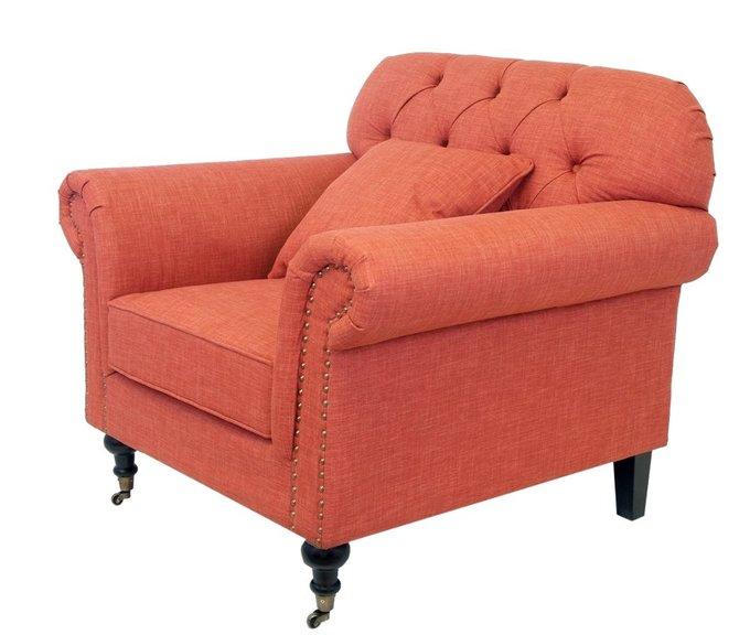 Кресло Kavita orange
