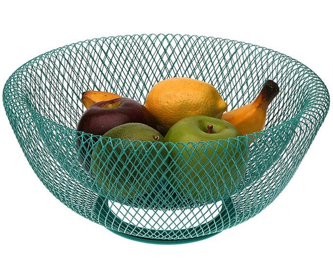 Металлическая корзинка для фруктов