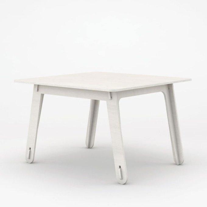 Стол playply квадратный рост: 85-100 см