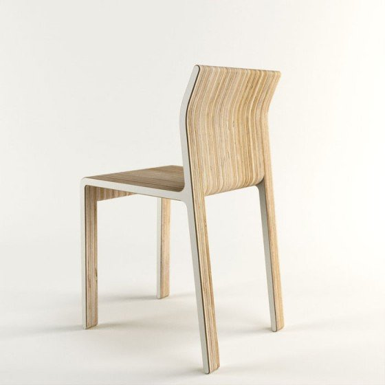 "Стул ""Ply Chair"""