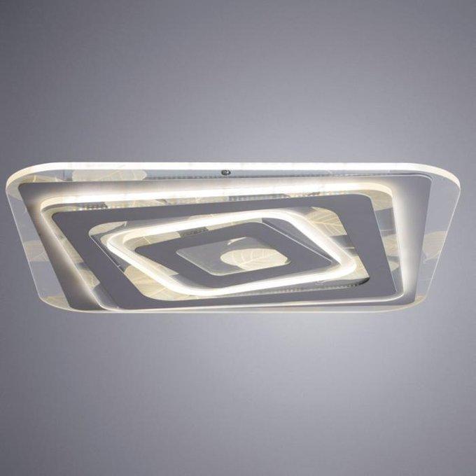 Потолочный светодиодный светильник Multi-Piuma с пультом ДУ