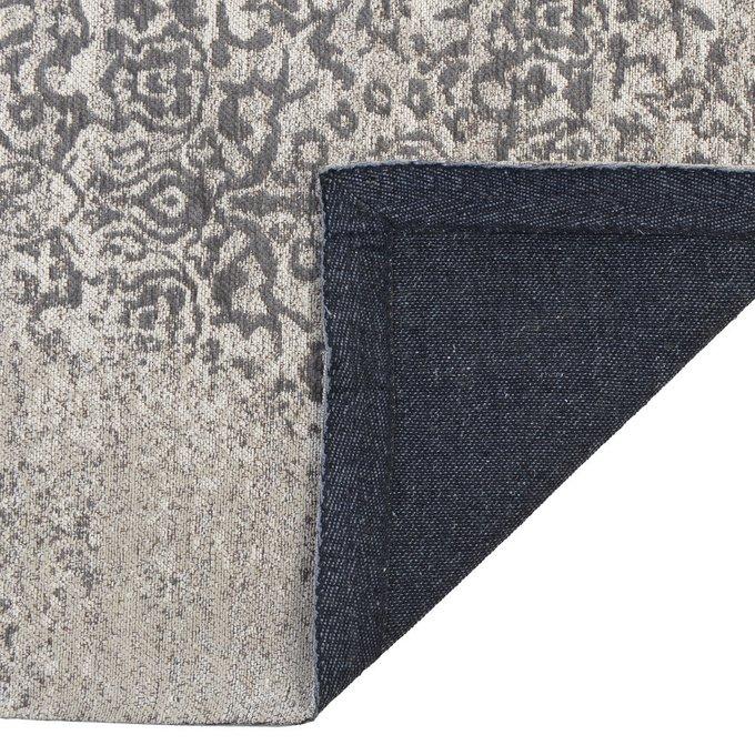 Ковер серо-бежевого цвета 120х180