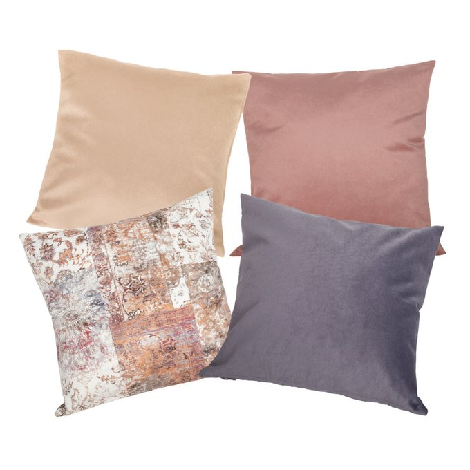 Набор из четырех чехлов Maro Verdi с внутренними подушками