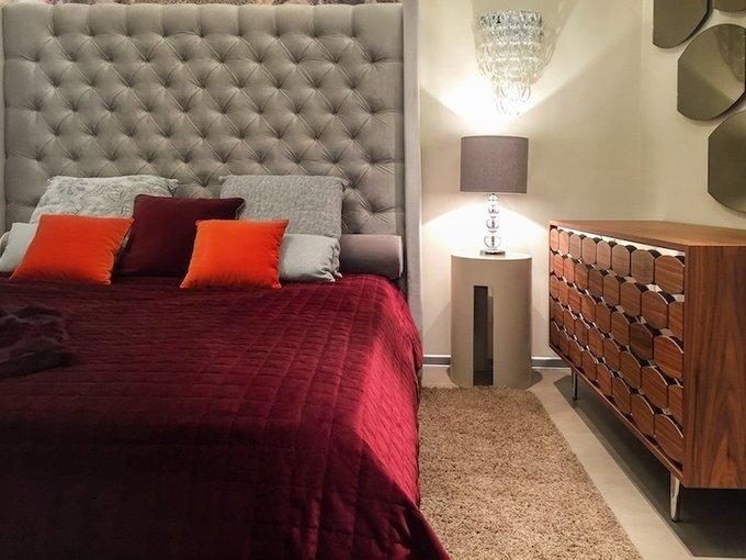 Кровать Cruise с боксом для белья 180x200 см