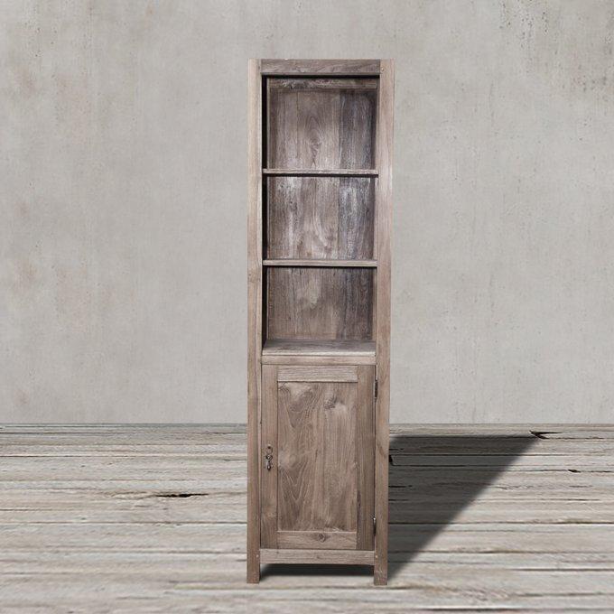 Шкаф Бермуда из массива тикового дерева
