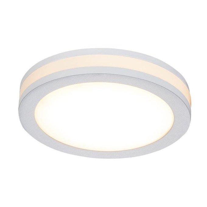 Встраиваемый светодиодный светильник Phanton белого цвета