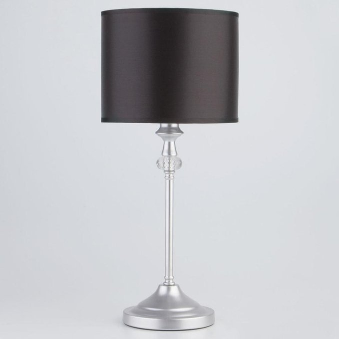Настольная лампа Ofelia с черным абажуром
