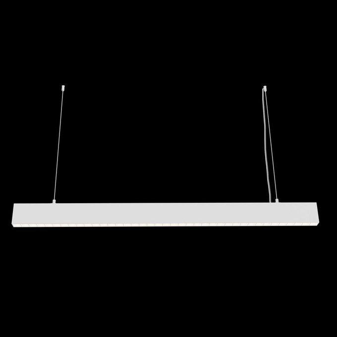 Подвесной светильник Vinder белого цвета