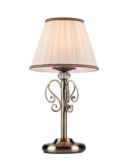 Настольная лампа Vintage с металлическим основанием