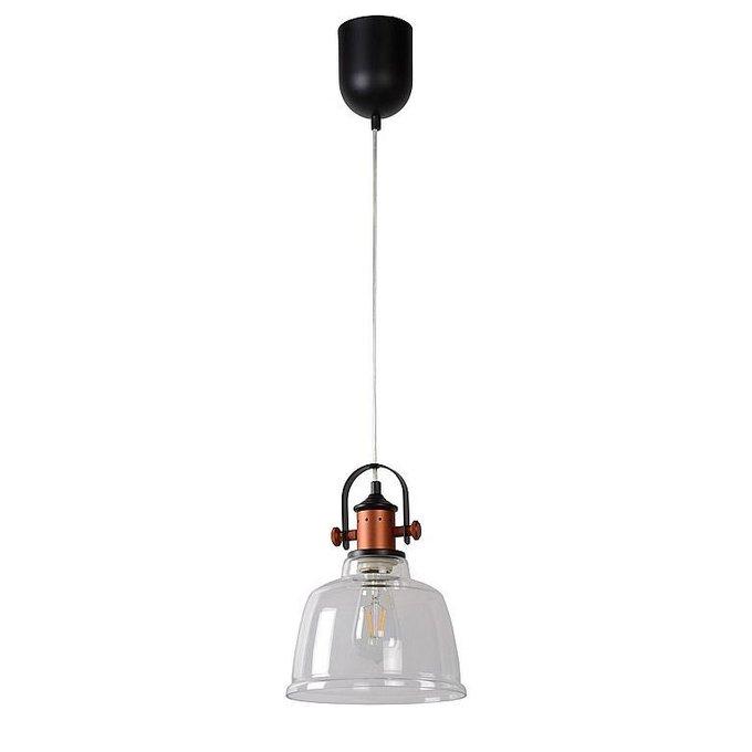 Подвесной светильник Tjoll с плафоном из стекла