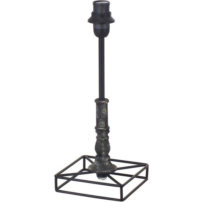 Основа для настольной лампы Eglo Vintage из металла и дерева