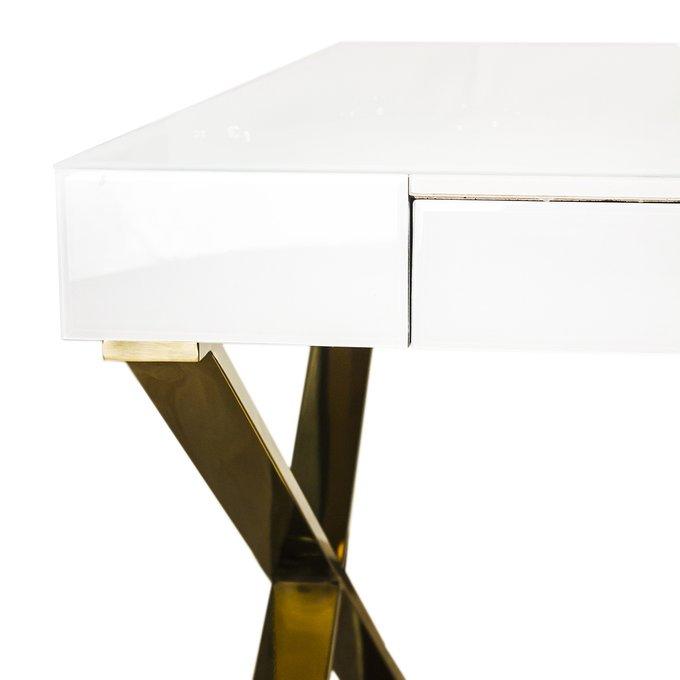 Обеденный стол Minimal White белого цвета