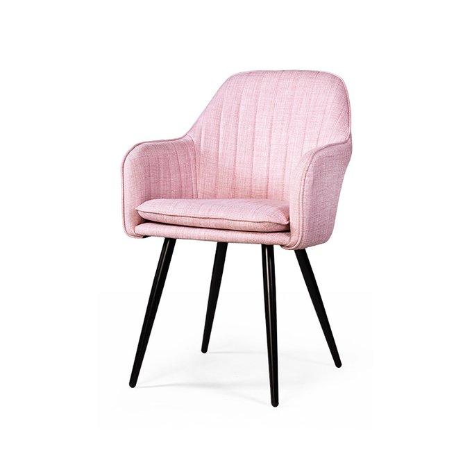 Стул Brookline розового цвета