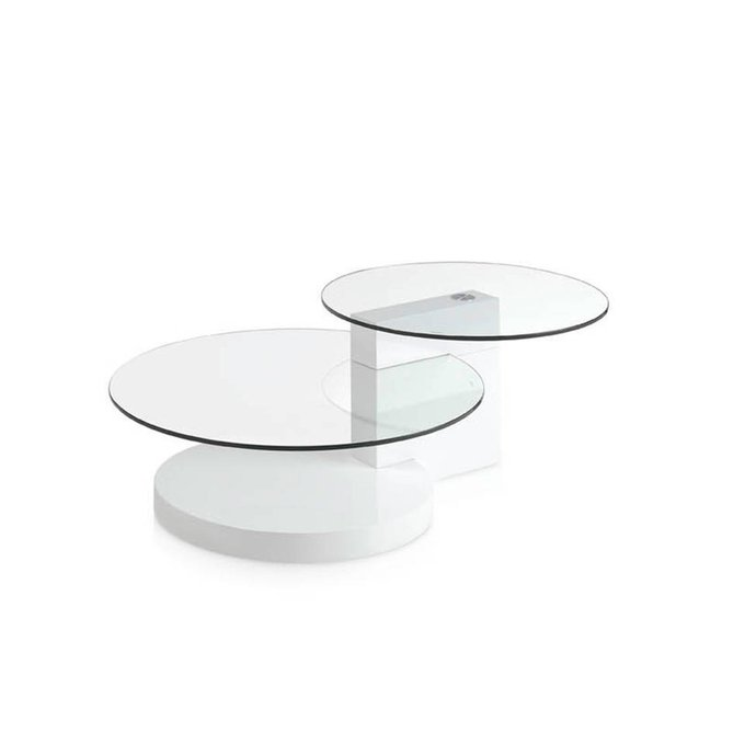 Журнальный столик Personal белого цвета