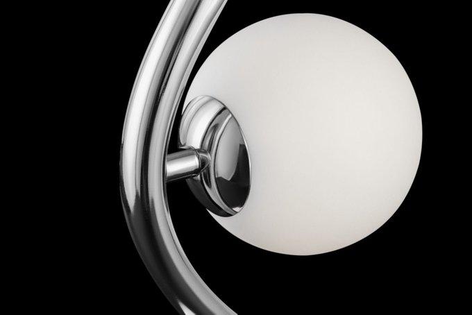 Подвесная люстра Uva с круглыми плафонами