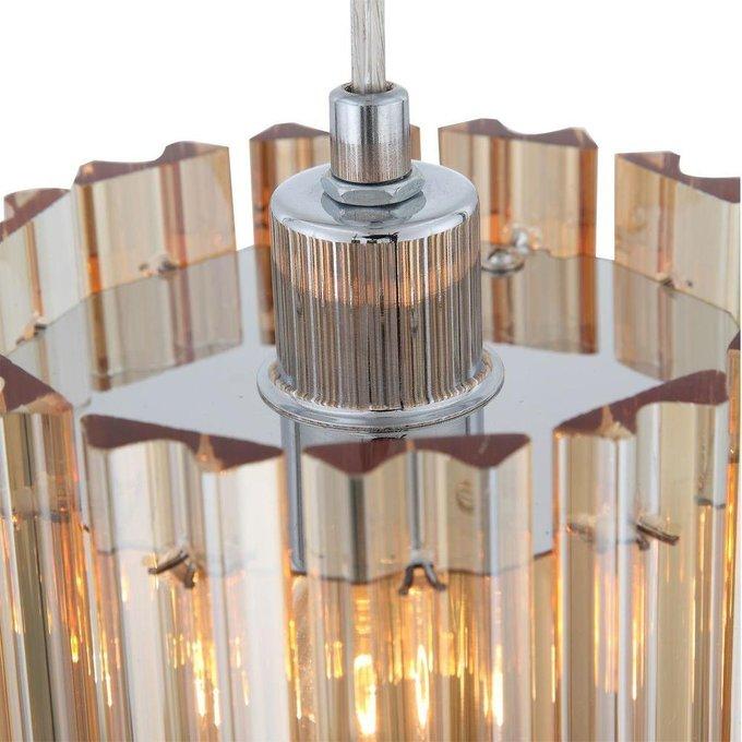 Подвесной светильник Versita янтарного цвета
