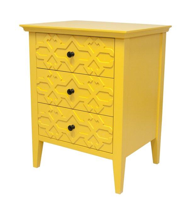 Тумбочка Friz Yellow